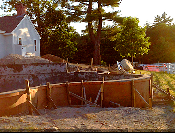 Petersen Landscaping and Design - Excavation in Keene NH